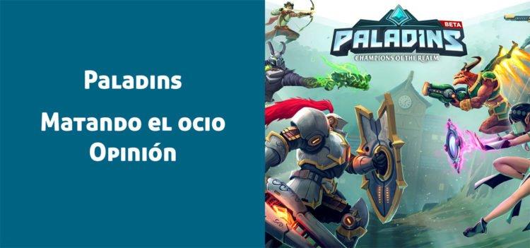 Imagen Paladins, matando el ocio en este videojuego en el PS4
