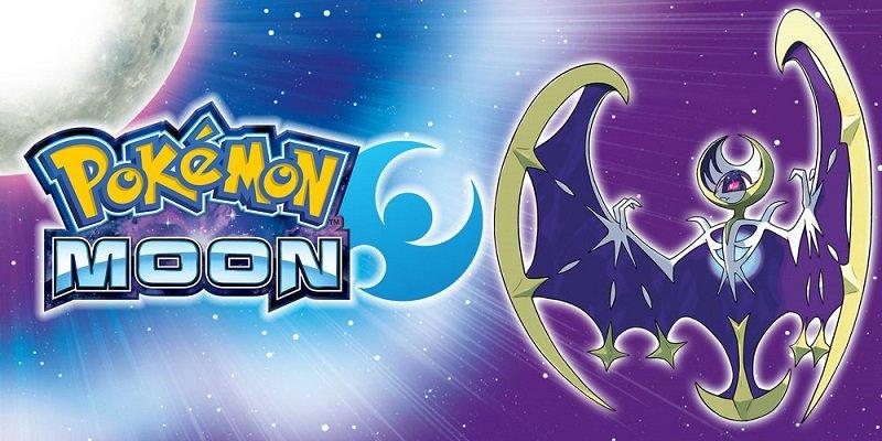 Imagen mostrando a Lunala de Pokémon Moon