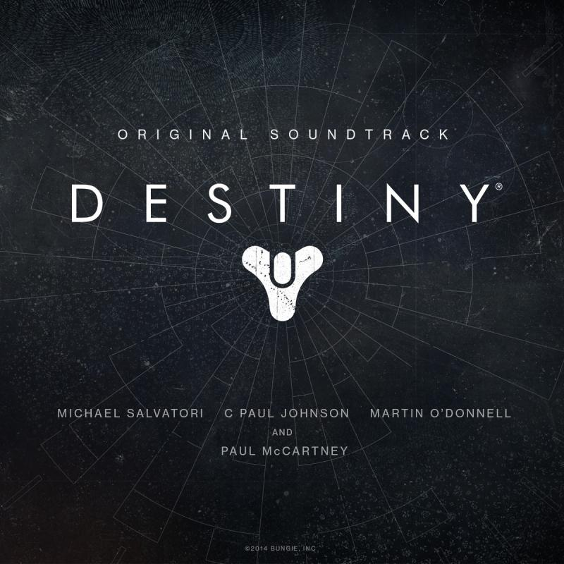 destiny original soundtrack cover