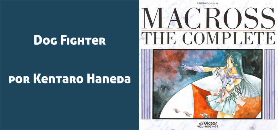 Macross Dog Fighter, soundtrack de la serie original