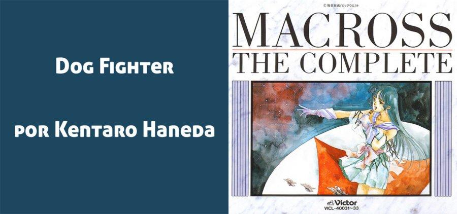 Macross Dog Fighter, soundtrack de la serie original
