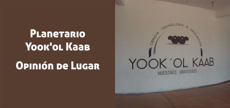 Planetario Yook'ol Kaab en Chetumal Quintana Roo México