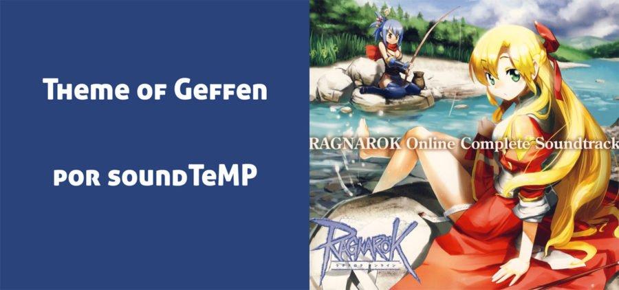 Theme of Geffen, del soundtrack de Ragnarok Online