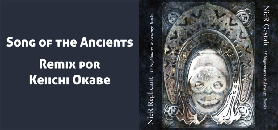 Cover Nier Replicant, donde se encuentra Song of the Ancients