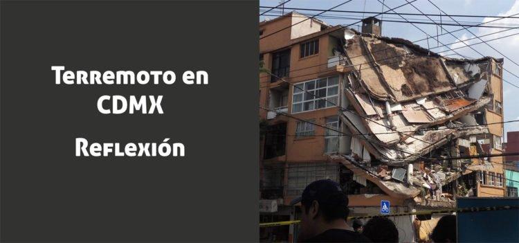 Imagen del Terremoto en México, por AntoFran
