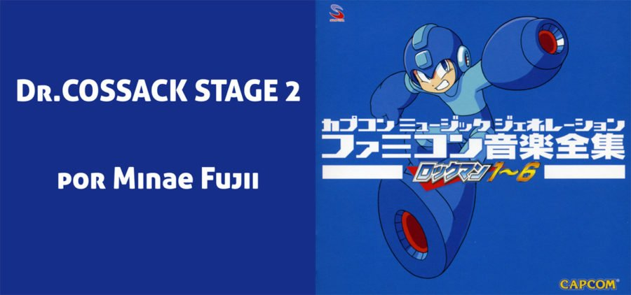 Cossack Stage 2 - De Rockman 4 (Megaman 4) por Minae Fujii