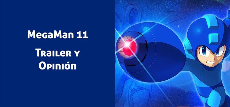 Mega Man 11: Nuevo juego por parte de Capcom, que sería lanzado a finales de 2018