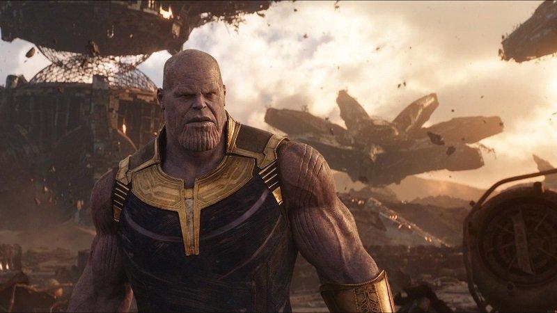 En Avengers: Infinity Wars, Thanos es un tipo de antagonista diferente y refrescante