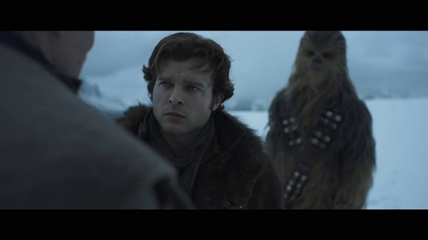 Han Solo: Una historia de Star Wars. Momentos antes de unirse a Beckett