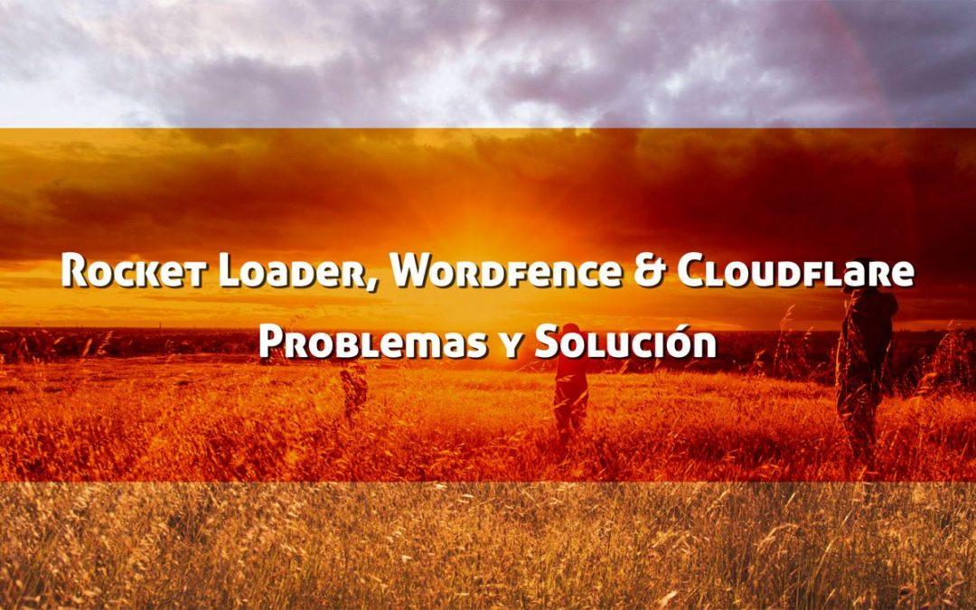 Problemas con Rocket Loader de Cloudflare