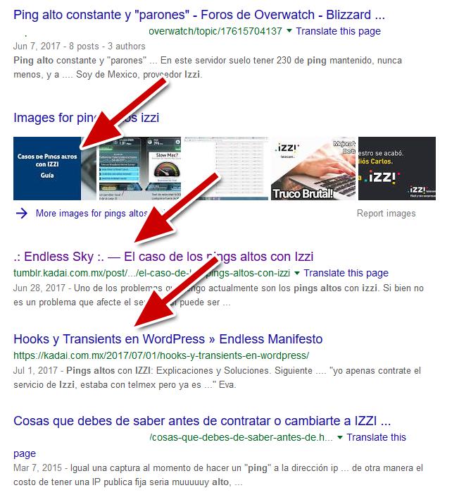Tumblr con subdominio propio y Google: Desaparición de páginas y resultados ambiguos