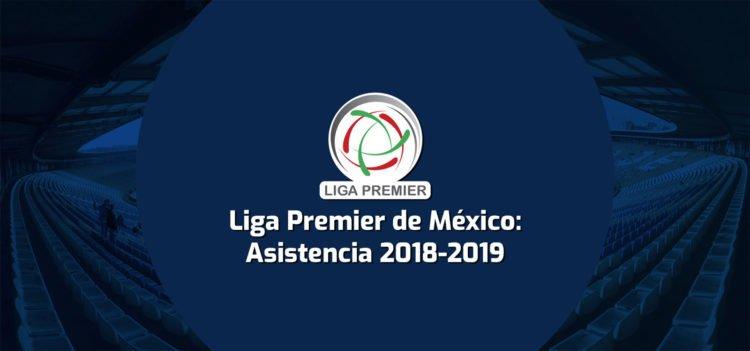 Asistencia 2018-2019 de la Liga Premier de México
